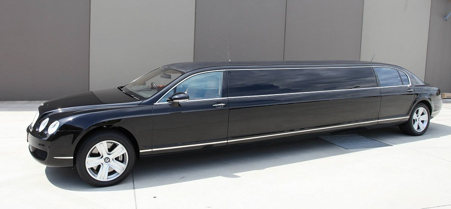 Bentley Flying Spur Stretch Chauffeur Driven Limousines