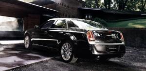 Our Fleet Chrysler300
